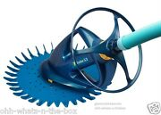 Pool Cleaner Automatic Swimming Zodiac Baracuda G3 Side Suction Inground Robotic