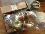 Bag Of Assorted Lock And Door Parts, And Other Hardware For Home Improvements