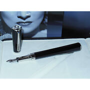 New Marlene Dietrich Special Edition Fountain Pen M 18k Gold 101400