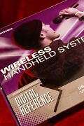 Audio Technica Dr 1600 Professional Vhf Wireless Microphone System