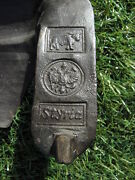 Antique Tools Saw Blade Primitive Cutting Farm Styria Scythe Wrought Iron Knives