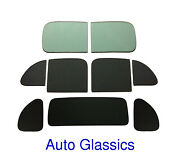 1939 Plymouth P8 Rumble Seat Coupe Classic Auto Glass Kit New Vintage Windows