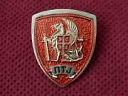 Serbia - Counter-terrorist Unit Officer Beret Badge - Old Type