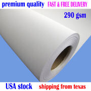 Canvas Roll-polyester Matte Waterproof For Any Inkjet Printer 243642 X100and039
