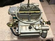 1967 Chevy Corvette Holley Carb 3814 Air Date 743 Ncrs Bloomington Gold L79 L75