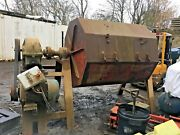 Industrial Stone/ Cobble Tumbler Been Used For Yorkshire Stone West Yorkshire
