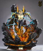Tsume Studio Hqs One Punch-man Genos Gk Led Collector Statue Limit Stock