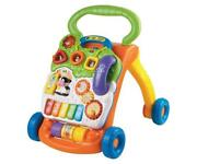 Vtech Sit-to-stand Learning Walker Learning Baby Walker And Toys Free Shipping