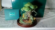 Wdcc Enchanted Places Winnie The Pooh And The Honey Tree Pooh Bearand039s House Box