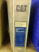 Cat Caterpillar 3300 Engines Reuse And Salvage Reference Manual