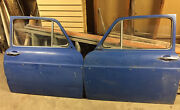 Volkswagen Squareback Parts Sold As Is