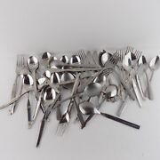 Lot 40 Pcs Vintage Miscellaneous Airlines Airway Airline Airplane Flatware