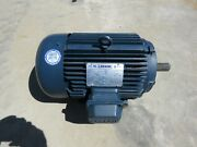 Lesson 10 Hp Motor C140884 208-230/460 215t Fr 1760 Rpm New