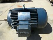 Lesson 10 Hp Electric Motor N215t17fb40c Rpm 1740 Fr 215t New