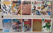 The Avengers 347 359 360 361 362 363 364 365 366 367 - All Vf-nm - Cgc Ready