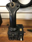 Police Law Enforcement Helicopter Flir Mk 2 Controller Box And Hand Control Unit