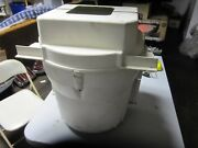 Fuelmaker Natural Gas Fm4 Mounting Bucket -good Condition