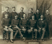 John C.h. Grabill Photo, Officers Of The 9th Cavalry 1891