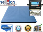 Floor Scales Industrial Warehouse Pallets 10000 Lbs X 1 Lb 72andrdquo X 72andrdquo 6andrsquo X 6and039