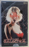 Battlestar Galactica Trading Cards Premiere Edition 314 Of 6,000 + Auto 2005