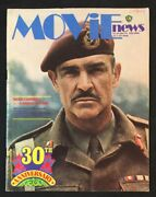 1977 Singapore Shaw Brothers Movie News Magazine Sean Connery Western Union Band