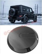 W464 W463a Carbon Spare Tire Cover Mb Style Mercedes-benz G-class W463