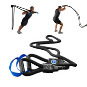 Battle Rope St System - Ultimate 2-in-1 Battle Rope And Strength Training System