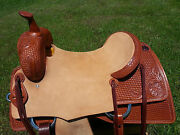 16 Spur Saddlery Cutting Saddle Made In Texas Ranch Cutter