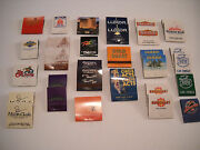 Lot Of 32 Las Vegas And Nevada Matchbooks, Some Rare, Some Vintage, All Unused