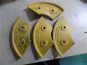 Blaw Knox 245-19-2 245192 Auger X 4 New