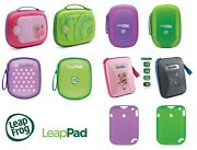Leapfrog Leappad Carry Case, Gel Skins And Games Storage Brand New