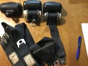 Used Ford C9zz 1969-70 Shelby Gt Roll Bar Upper Retractors And Covers 9-69 13-69