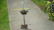 Vintage Bumper Jack Fits Many Vintage Autos..sold As-is As Working Condition