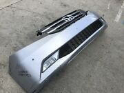 2011 2012 2013 Honda Odyssey Touring Front Bumper Complete Oem Used
