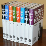 Tarbell Course In Magic Complete Set Vol. 1-8 Book Trick Magician Learn Lessons