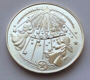 1991 One Troy Ounce .999 Fine Silver For Someone Special Round Free Shipping