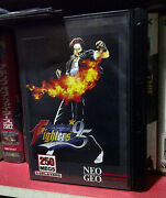 Snk Neo Geo Aes Usa Version The King Of Fighters 95 Great Extra Rare Japan Jp