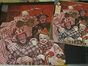 Puzzles  2 Jaymar  Clown Picture Puzzle   Emmitt Kelly And Others