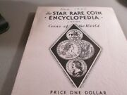 Vintage B. Max Mehl Star Coin Book Fort Worth Texas 52 Edition We44