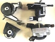 4pc Motor Mount For 2008-2015 Scion Xb 2.4l Automatic Fast Free Shipping