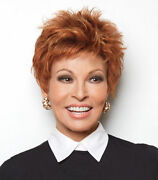Power Wig By Raquel Welch Any Color Memory Cap Short Spiky Or Natural New