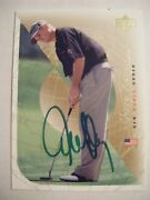 Jerry Kelly Signed 2003 Upper Deck Golf Card Auto Autographed Madison Wi 81 Ud