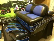 Ez Go Rxv Custom Motor Home Theme Paint Job And Brand New Front And Rear Seats