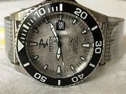 Reserve Pro Diver Swiss Made Sellita Sw200 Automatic Meteorite Dial
