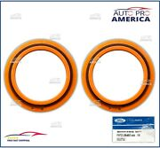 2 New Oem Ford 1997-2003 Ranger Front Wheel Axle Retainer Rings F87z-3b457-aa