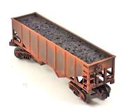 O Lionel Hopper Rusty Train Custom Collectible Rock Load Toys Gift