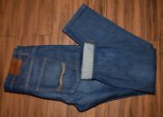 Stunning Knowledge Cotton Apparel Jeans Size W 38 / L 34 For Sale