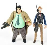Todd Mcfarlane Toys Spawn Sam And Twitch Ultra-action Figures Series 7 W/bio Card