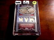 2007 Topps Sterling Extremely Rare 3 Color Jersey Mickey Mantle 1/1....