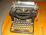 Vintage Antique Typewriter L.c. Smith And Brothers